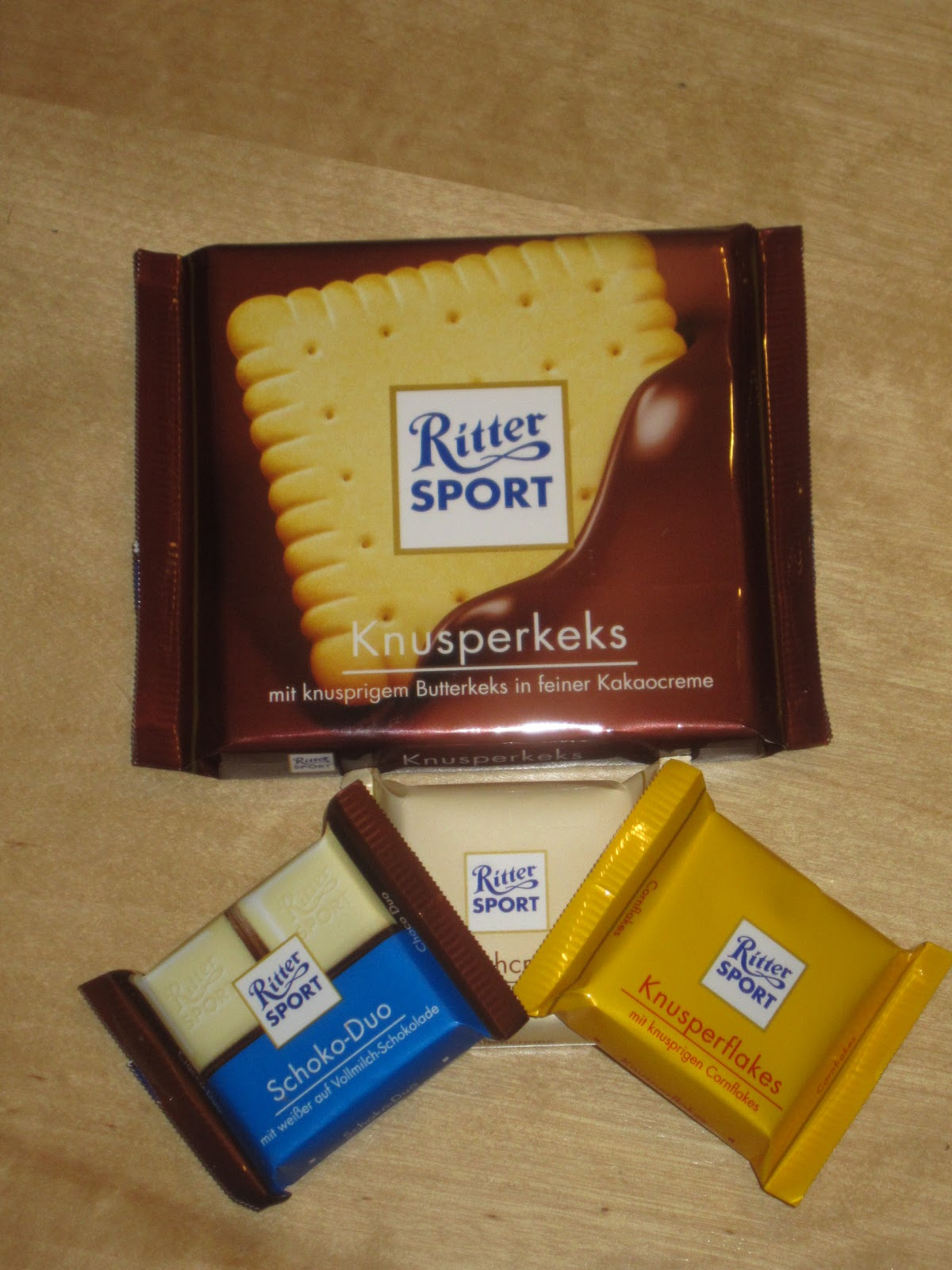 Where Is Darren Now?: Ritter Sport Chocolate Factory And Museum