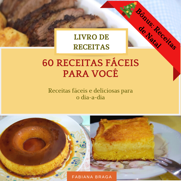 MEU LIVRO DE RECEITAS