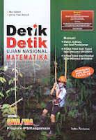toko buku rahma: buku DETIK-DETIK UJIAN NASIONAL MATEMATIKA TAHUN PELAJARAN 2013/2014 (UNTUK PROGRAM IPS/KEAGAMAAN), pengarang ngapiningsih, penerbit intan pariwara