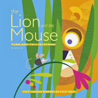 http://www.amazon.co.uk/Lion-Mouse-Turn-Tell-Tales/dp/1848779984/ref=sr_1_1?s=books&ie=UTF8&qid=1383142386&sr=1-1&keywords=nahta+noj