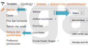 Tips Trik Menampilkan Menu Earnings ( Penghasilan ) di Dashboard Blogger