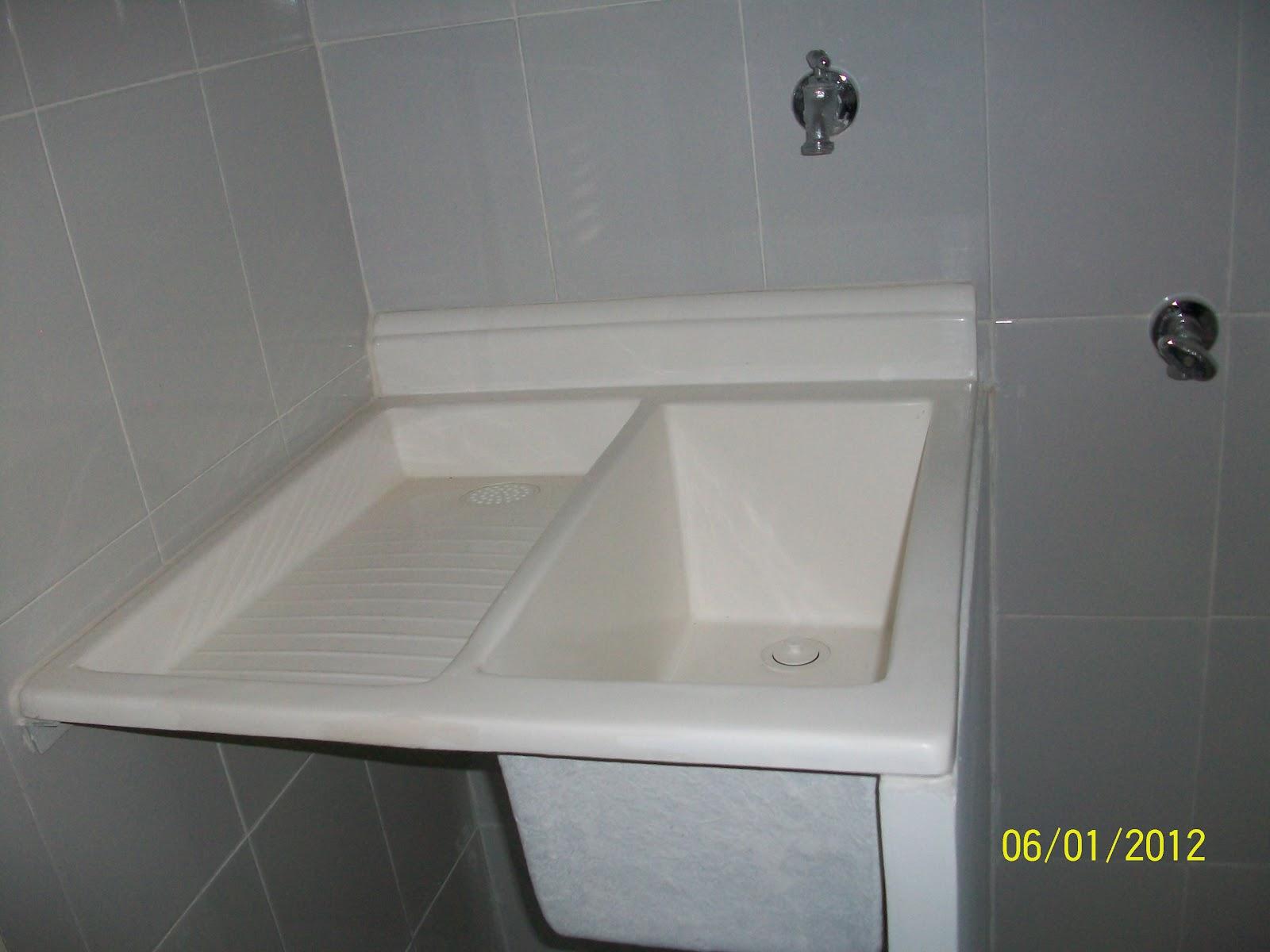 Incolfibras b b lavaderos for Lavaderos modernos para ropa