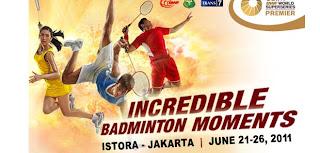Indonesia Open 2011