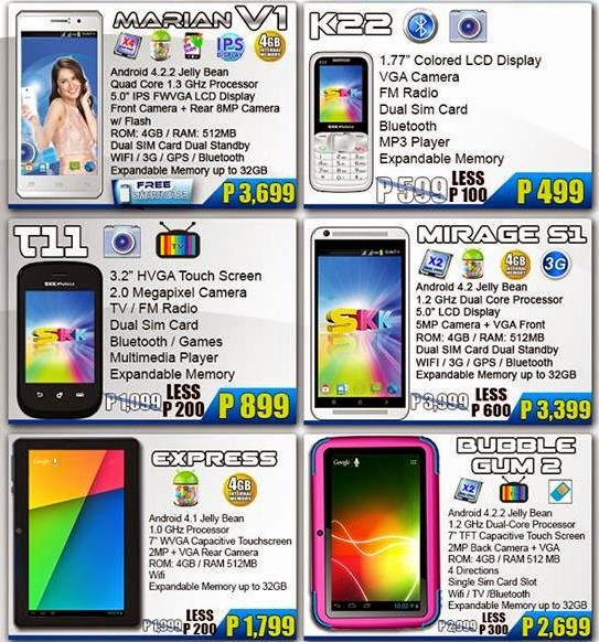 SKK Mobile 3-Day Sale from August 29 to 31