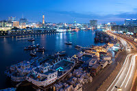 dubai creek uae