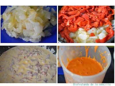 salsa de pimientos del piquillo - disfrutando de lo sencillo
