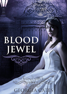 Cover Reveal+Excerpt: Blood Jewel (The Vampire Agápe #2) by Georgia Cates