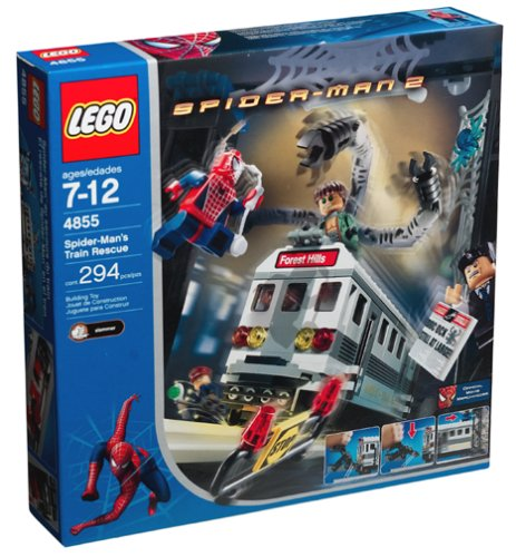 lego spider man 3 sets - photo #18