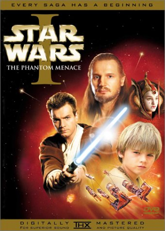 Star Wars Episode 1 3D