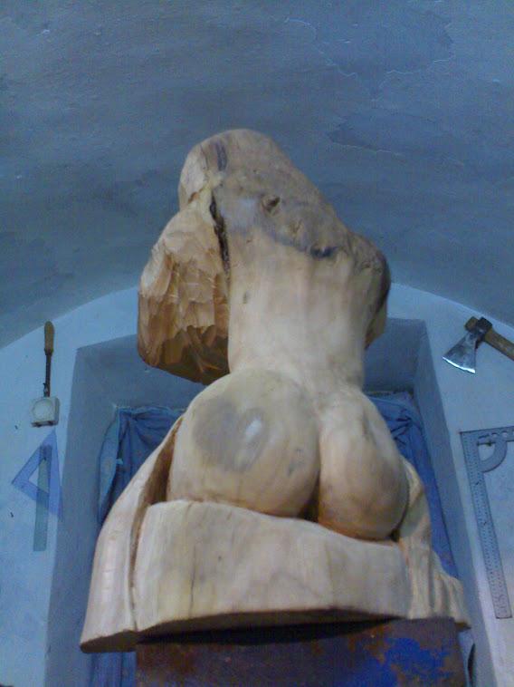Escultura Erotica