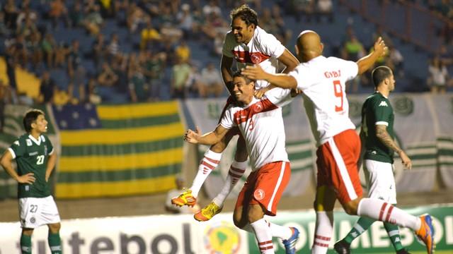 Brasília vence Goiás no Serra Dourada e consegue classificação histórica (Foto: Divulgação)