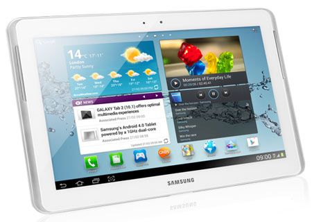 Samsung Galaxy Tab 2 10.1 P5100 Specifications Features Price Reviews