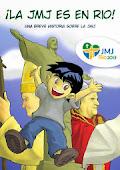 Comic sobre la JMJ en Río 2013