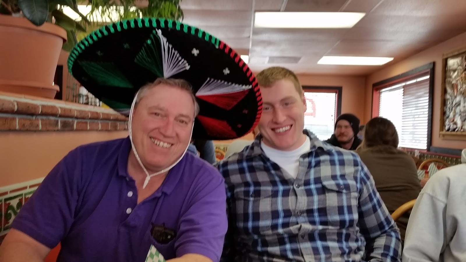 Birthday Sombrero