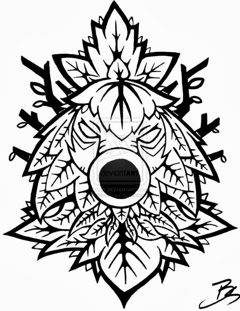 Line Art Tattoo Designs : Tattooz designs line art tattoos piercings free