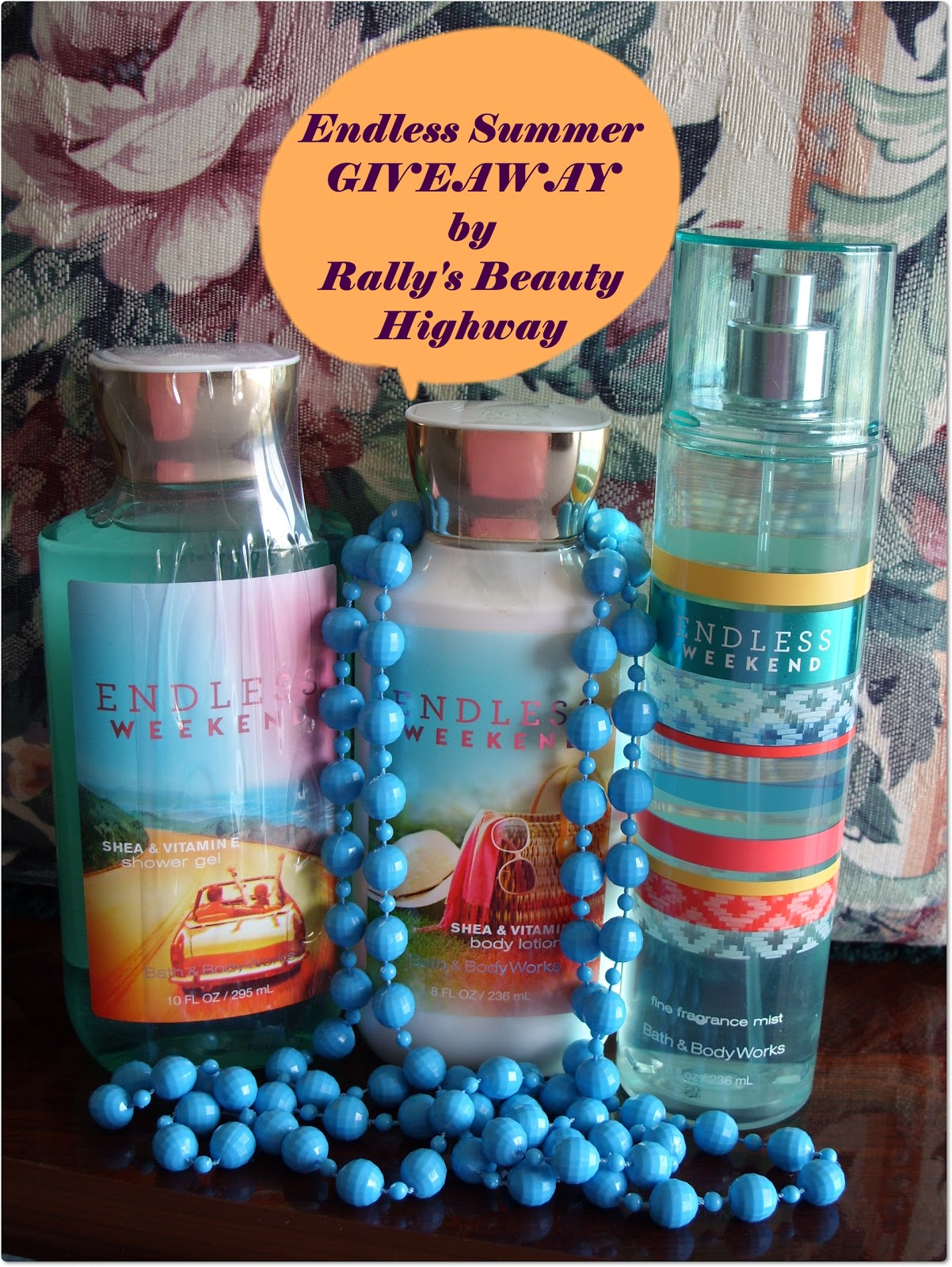 Bath and Body Works, giveaway