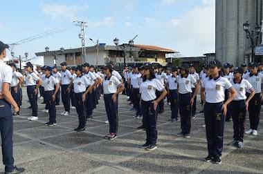 Instituciones educativas de La Azulita celebran la semana Bolivariana