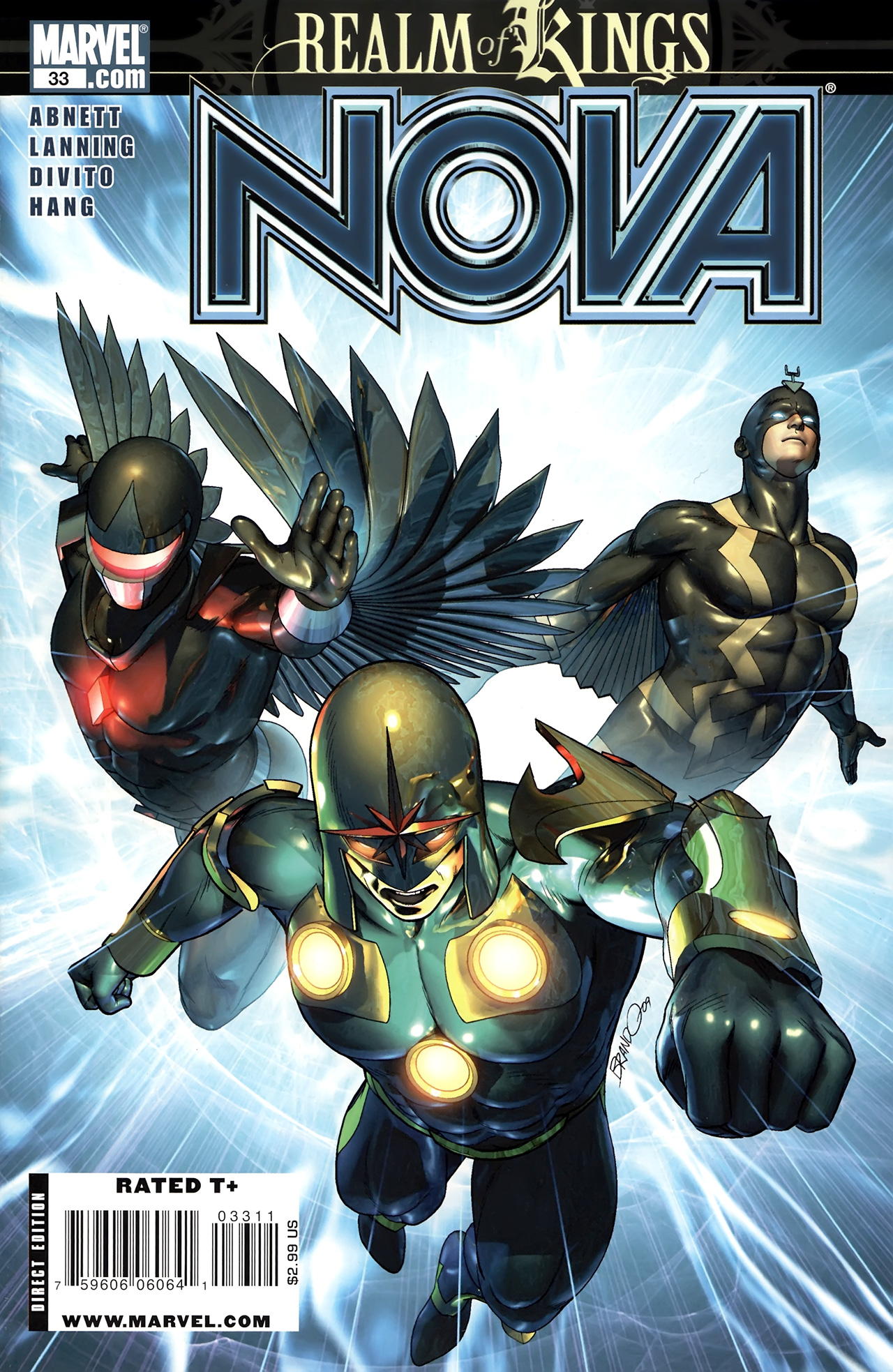 Nova (2007) issue 33 - Page 1