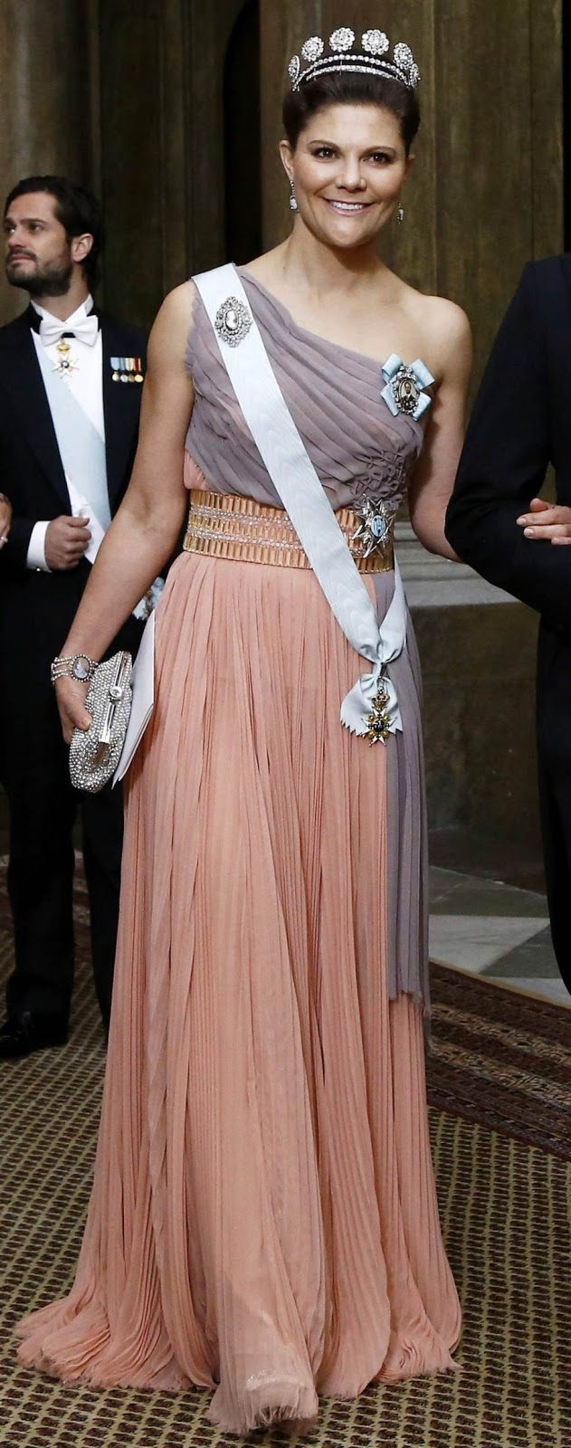 Crown Princess Victoria of Sweden in Escada - Style - Fashion