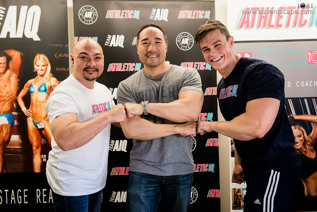 adventscape, Alan Aragon, Athletic IQ, Australian Tour, fitness, health, interview, iori, nutrition, Paolo Baja, Philip Avellana, Robbie Frame, seminar