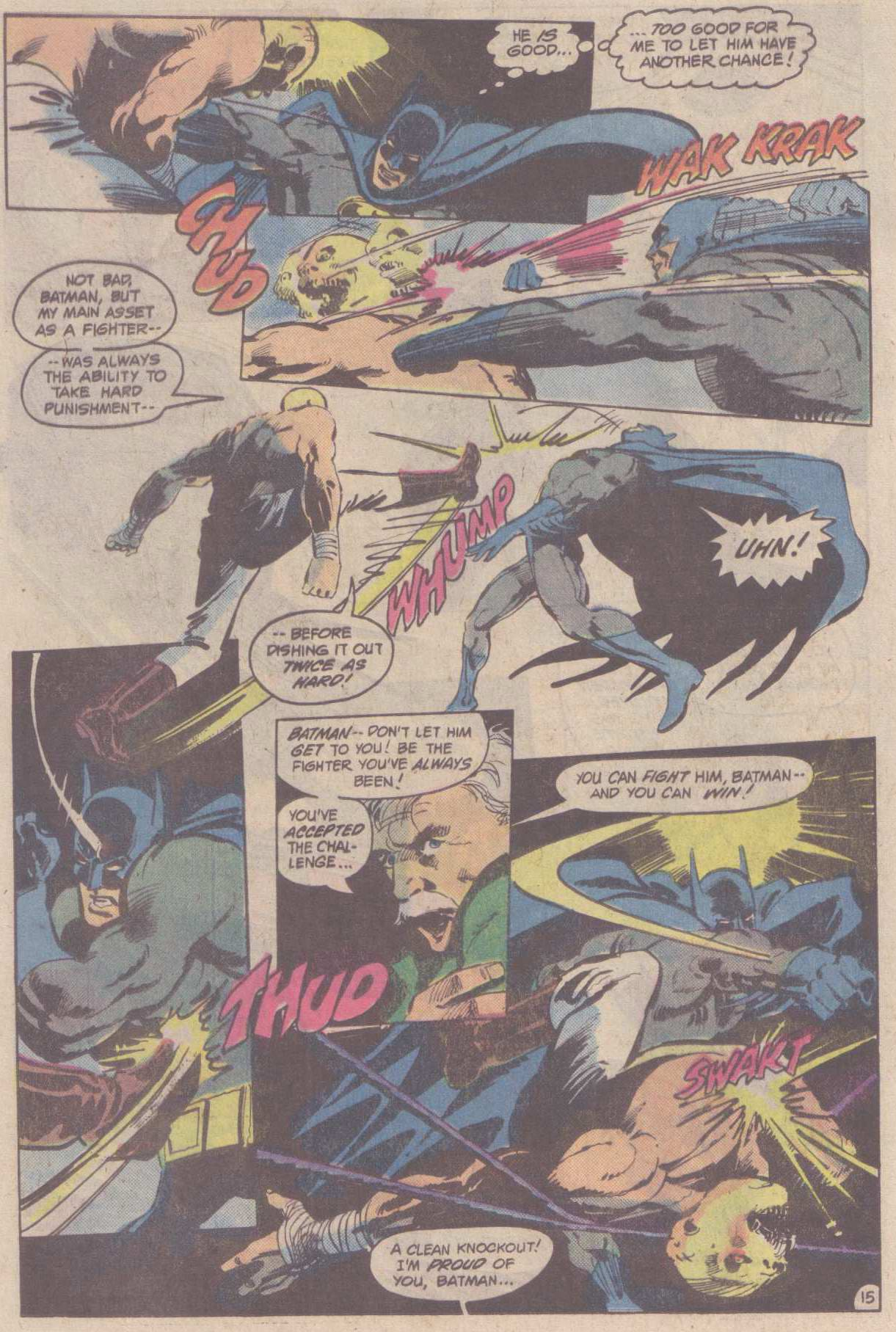 Detective Comics (1937) Issue #528 Page 17