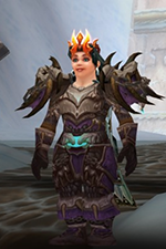 zeherah of female dwarf