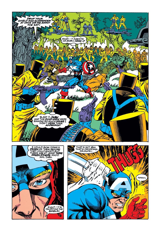 Captain America (1968) Issue #415 #364 - English 21