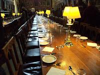 Sala Mensa Christ Church College Oxford Harry Potter