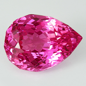 Pink Topaz Natural Stone