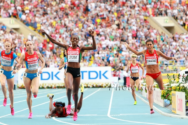 Moscow Womens 800 Finish
