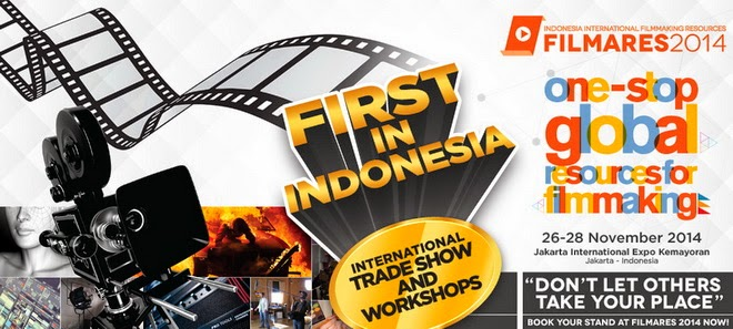 Indonesia International Film making Resources Expo