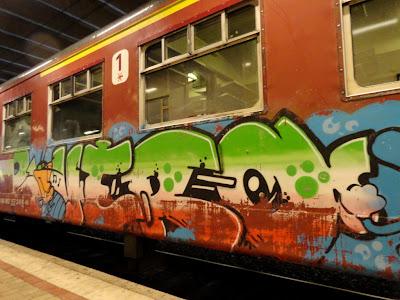 perso graffiti