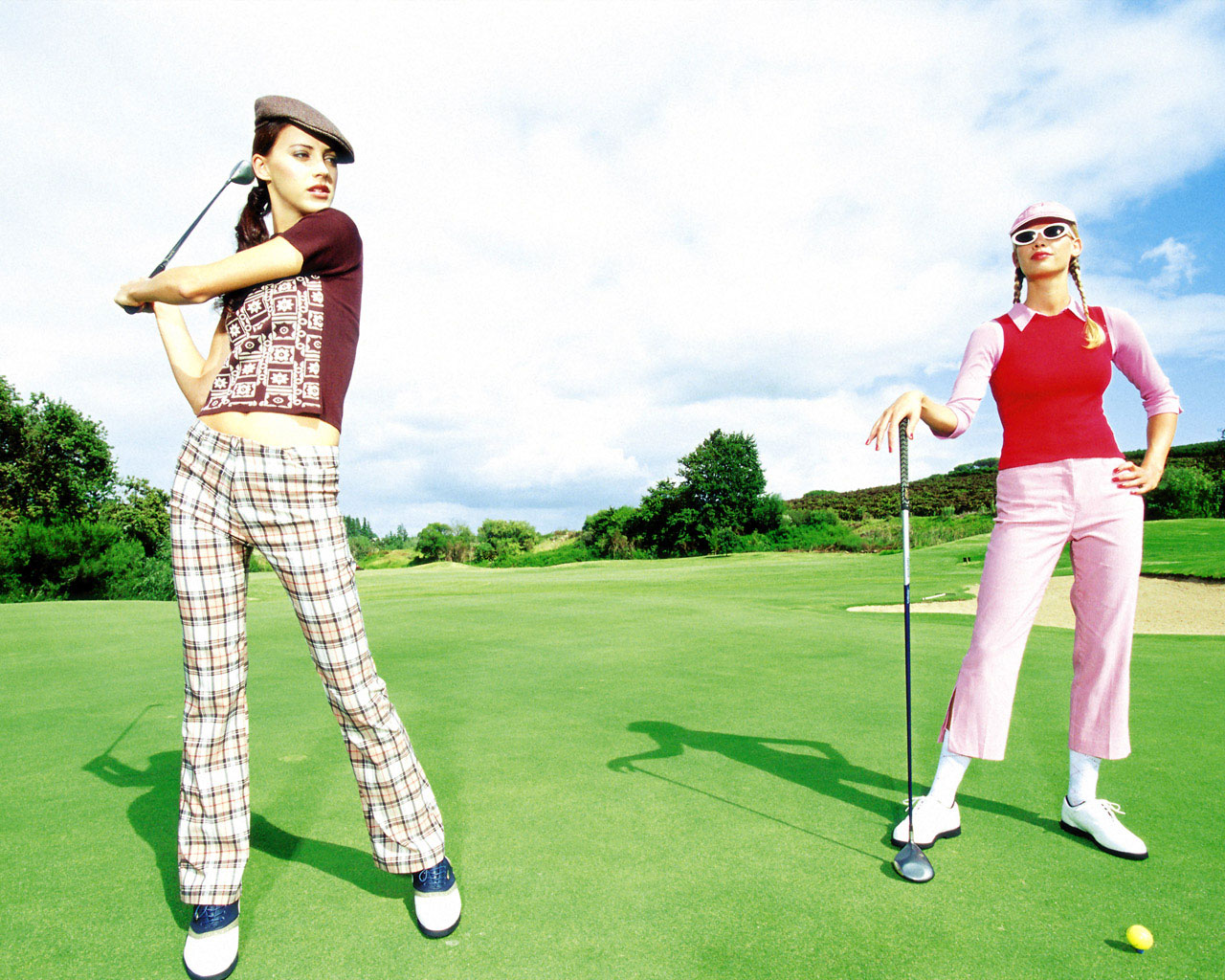 hd sport wallpapers golf. Black Bedroom Furniture Sets. Home Design Ideas