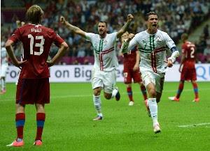 Resultado Portugal Vs República Checa – Eurocopa 2012