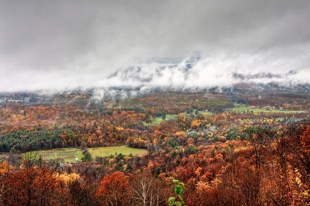 Massachusetts Houghtonville, North Adams