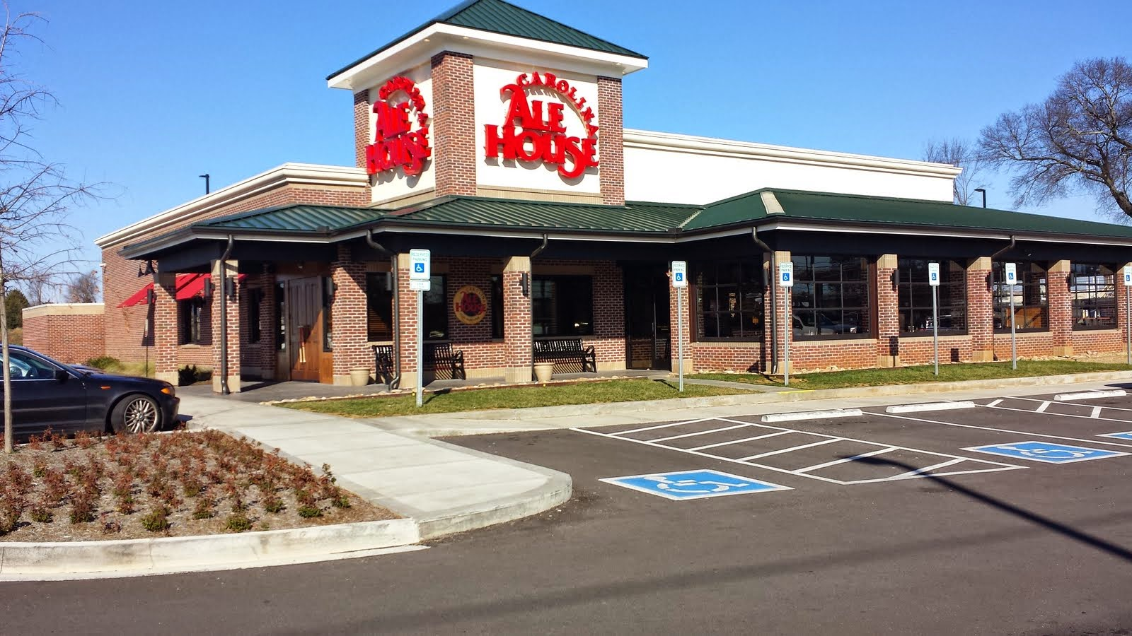 Big daddy dave another restaurant chain comes to town for Carolina house