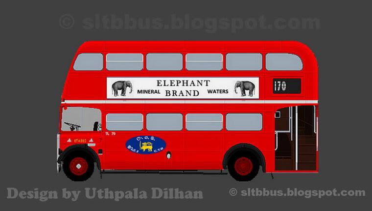 CTB Leyland RT bus