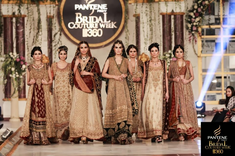 Pantene Bridal Couture Week lahore 2nd day