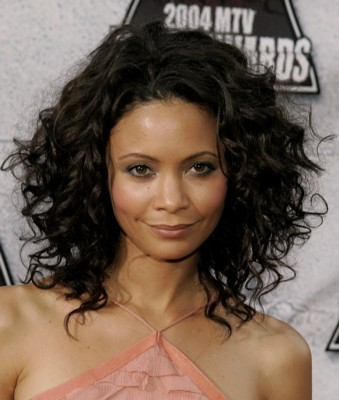 celebrity curly hairstyle. Celebrity Curly Hairstyle