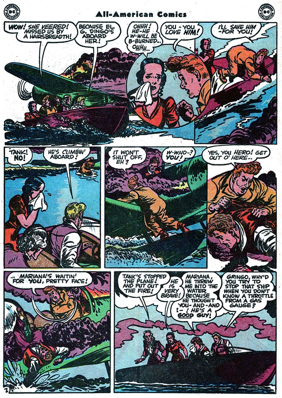Read online All-American Comics (1939) comic -  Issue #87 - 48