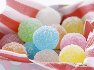 dulces gominolas