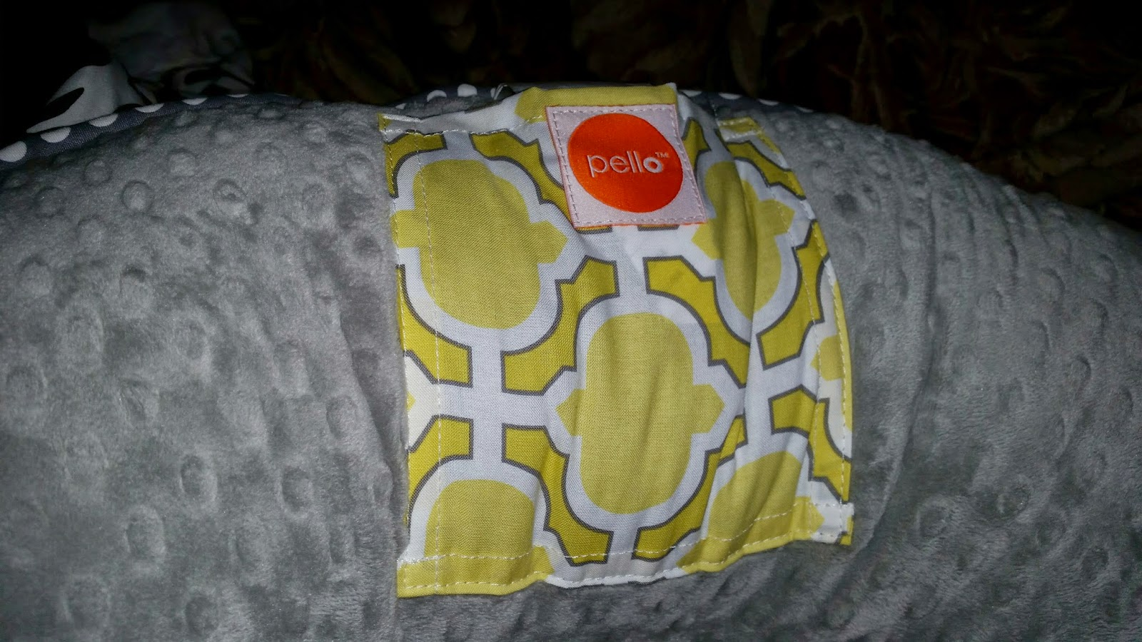 Momma4Life: My Pello Luxe Floor Pillow Review