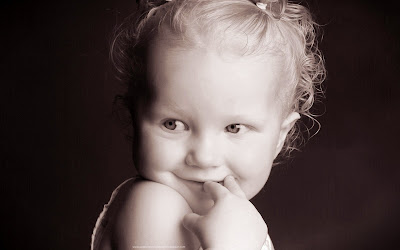Awesome cute baby wallpapers