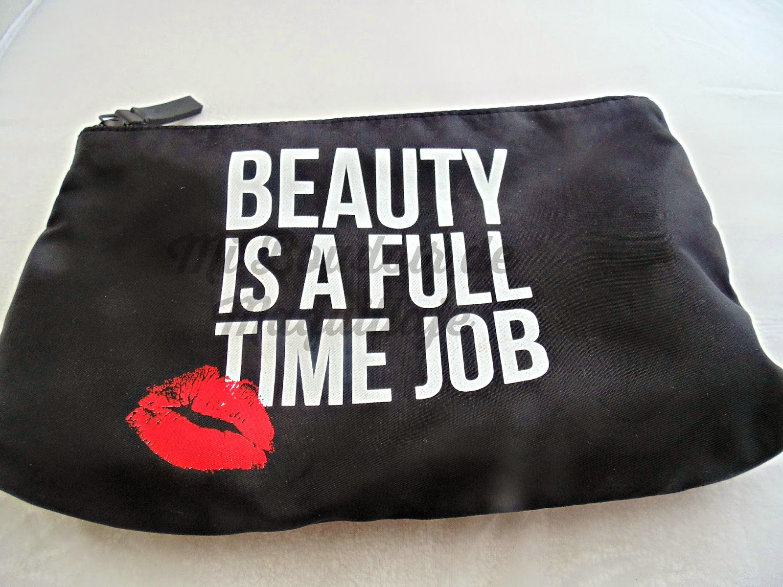beauty is a full time job bershka