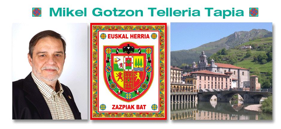 Mikel Gotzon Telleria Tapia