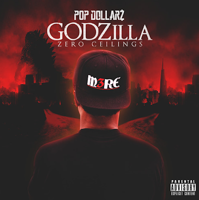 POP DOLLARZ - GODZILLA ZERO CEILINGS