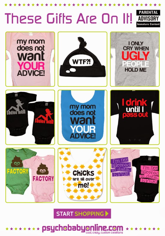 Shop All Funny Gifts for Baby and Kids
