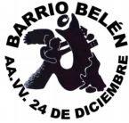 Asociación vecinal  24 de diciembre. Barrio Belen