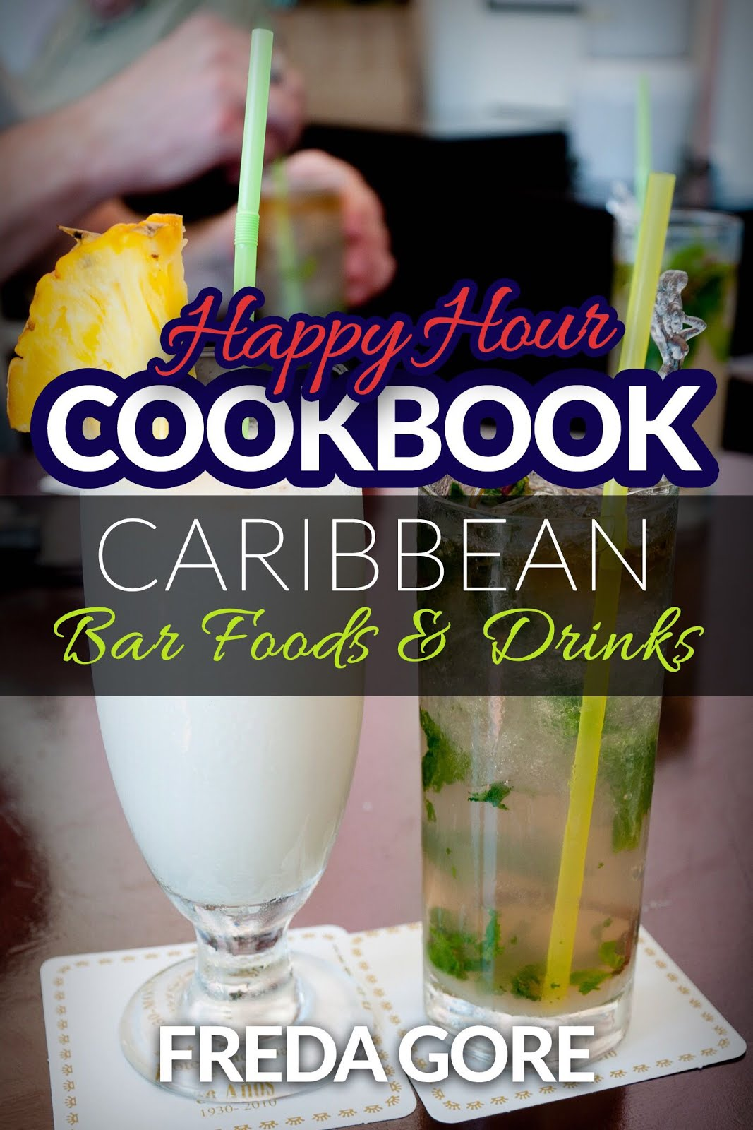 Happy Hour Cookbook