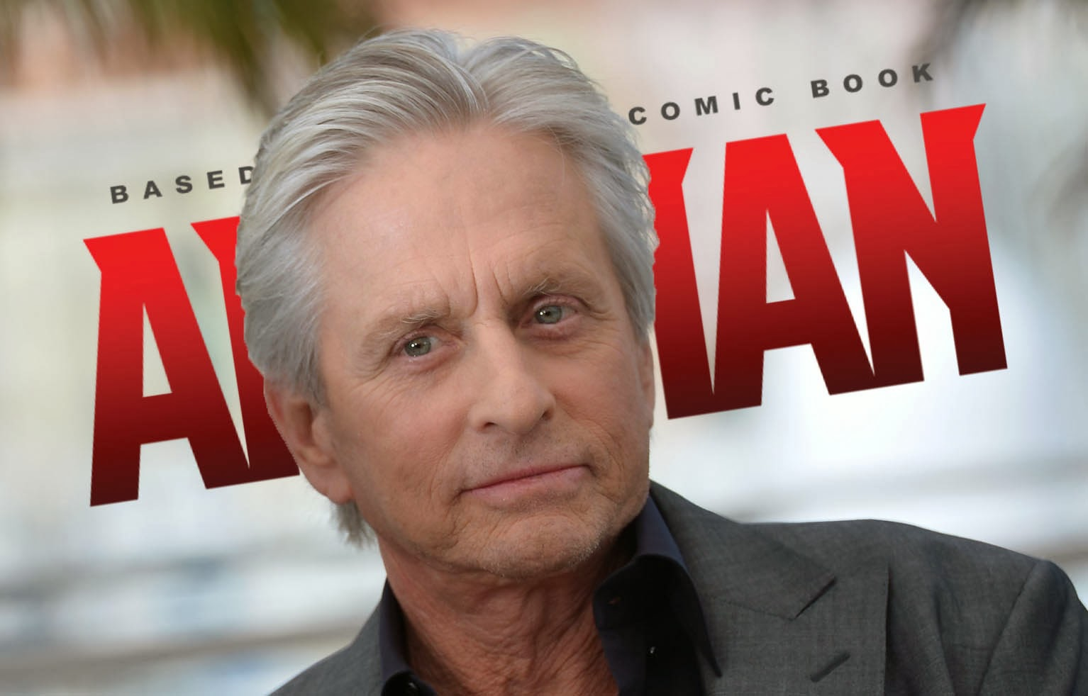 Michael Douglas Will Portray Hank Pym In